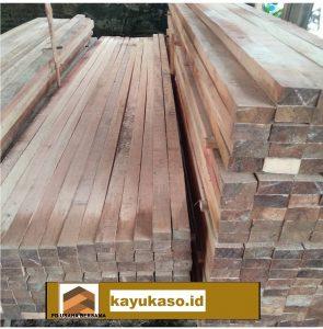 Harga Jenis Ukuran Kayu Kaso, Balok, Papan dan Reng Tangerang Selatan