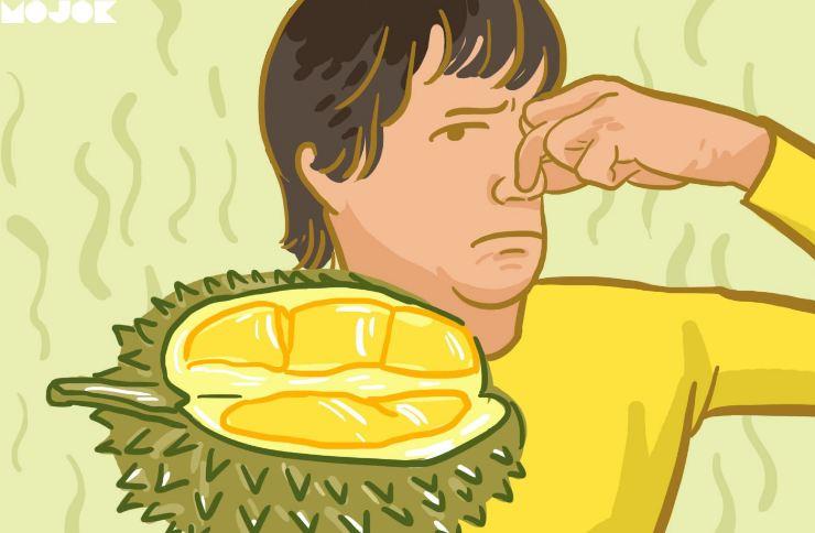 Wangi buah durian